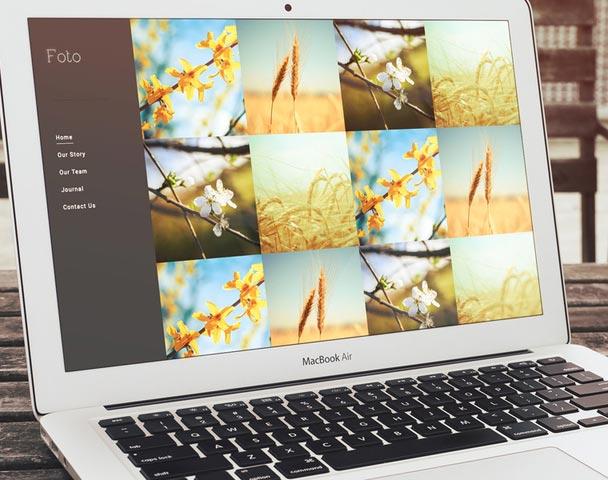 365psd Foto html5 Theme