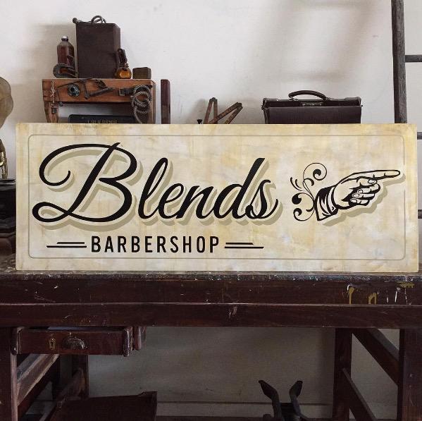 TJ Guzzardi Blends Barbershop