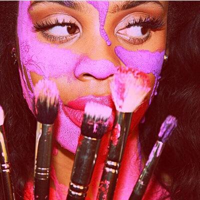 Kristiynah RAW Artist Makeup