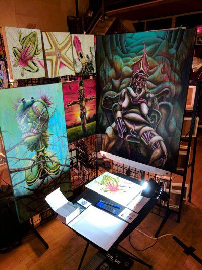 RAW: Artist - Brooklyn Gallery