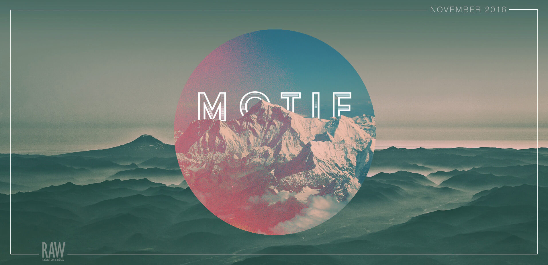 RAW: Artists – motif