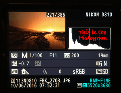 Camera-Back-Histogram-matt-krumins-photography